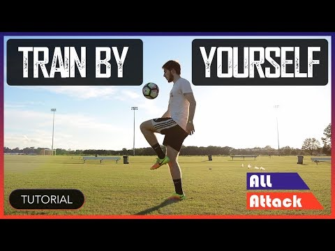 How to Practice Soccer By Yourself | Football Tutorial
