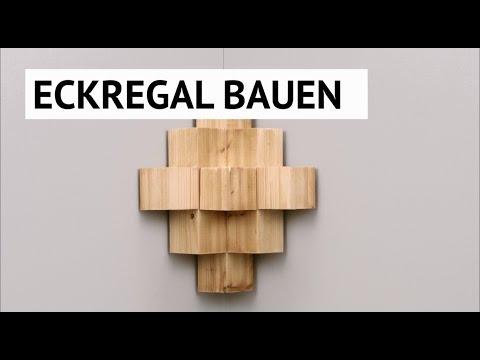 DIY Tutorial - Eckregal selber bauen!