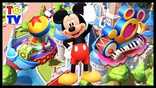 Disney Magic Kingdoms Parade See All 5