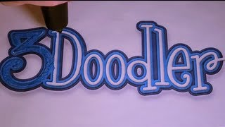 Presenting 3Doodler, the world's first 3D printing pen. Pre-order it now http://www.the3doodler.com/preorder-3doodler/ and follow us on Facebook: www.faceboo...