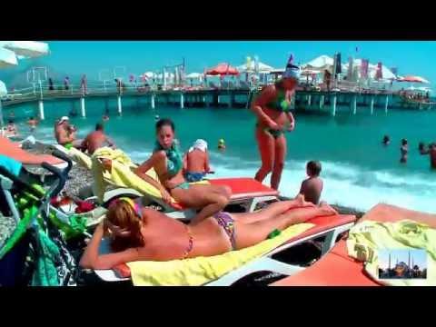 Анталия и Алания, лучшие курорты в Турции