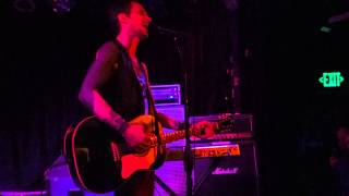 Jimmy Gnecco (Ours) - Meet Me In The Tower @ The Viper Room, LA CA 1/9/2015