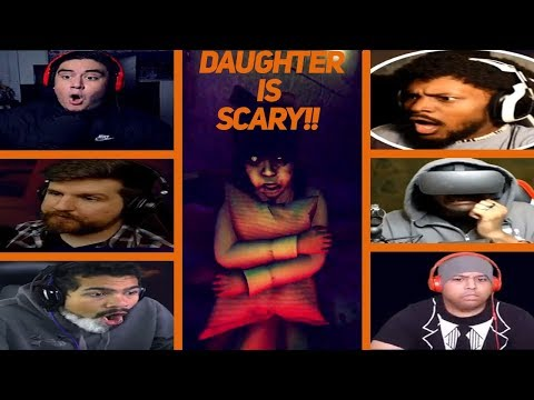 Gamers React To Mei Shin (Daughter) Jumpscare And More!!! - Devotion (Taiwanese Horror Game)