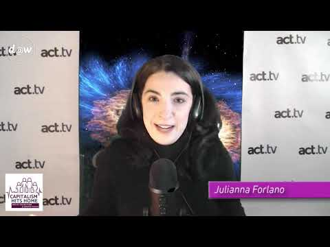 Capitalism creates narcissism - Dr. Fraad & Julianna Forlano