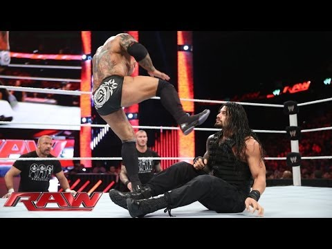 Download Roman Reigns Vs. Batista: Raw, May 12, 2014 HD Mp4 3GP Video and MP3