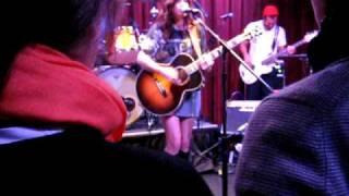 Erin McCarley - Blue Suitcase