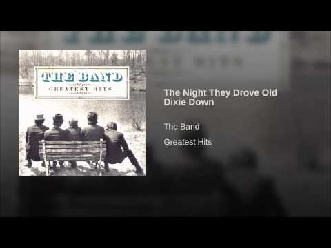 The Night They Drove Old Dixie Down Chords