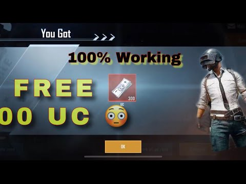 Pubg Mobile Free 200 UC New Trick | Pubg Bonus Reward Trick | 💯% Working