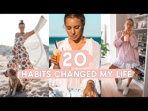20 Healthy Habits That *CHANGED MY LIFE* Happy Hacks & Tricks!