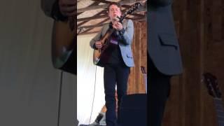 "Joe Pug, Huichica Festival, Sonoma, CA, June 10, 2017, ""Not So Sure""."