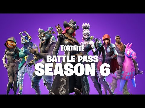 Fortnite Season 6 - Darkness Rises with Spooky Fun for All