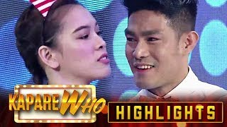 Ate Girl Jackque challenges Ion to do the Mathematics dance   KapareWho