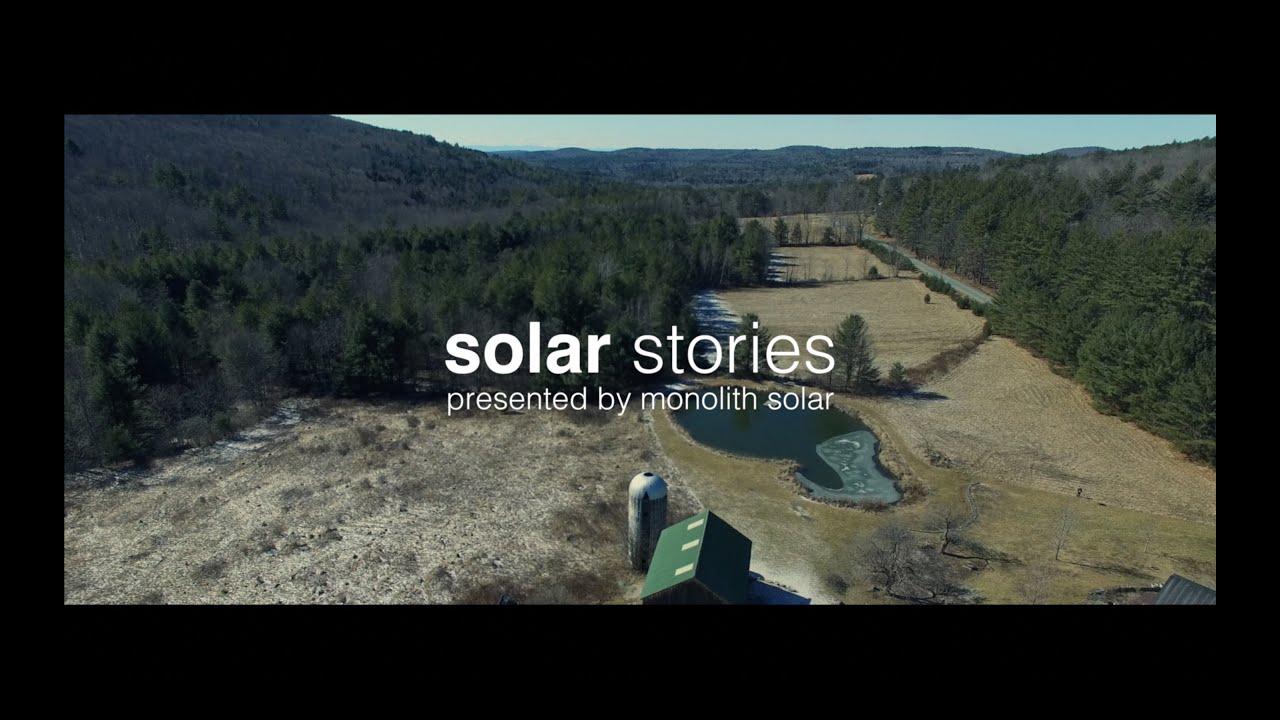 Monolith Solar Stories: B.H. Holliday