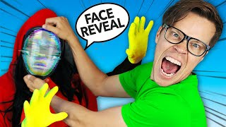 FACE REVEAL of KINGPIN - Lie Detector Test after 24 Hours Trapped & Summer Schooled