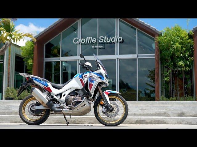 ทดสอบ All New CRF1100L Africa Twin