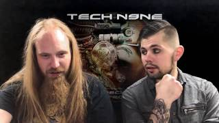 "Metal Heads React to ""Wither"" by Tech N9ne feat. Corey Taylor"
