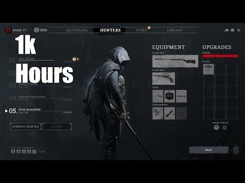 Hunt : Showdown - 1000 hours