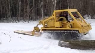 1976 BOMBARDIER BOMBI SNOWCAT - Most Popular Videos