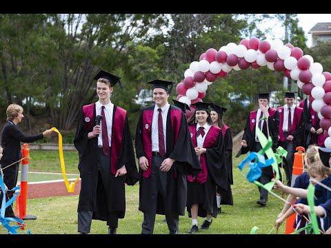 Whole School Walkthrough for Class of 2020
