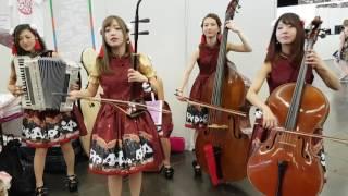 Annin Showchestra Improvised Live Stage 2