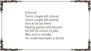 Bauhaus - Terror Couple Kill Colonel Remix Lyrics