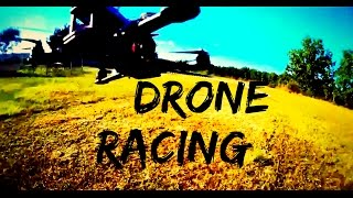 Incredible FPV Drone Racing and Acrobatic Pilots - Compilation
