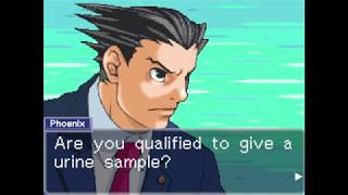 Dumb Lawyer Quotes IRL but in Ace Attorney
