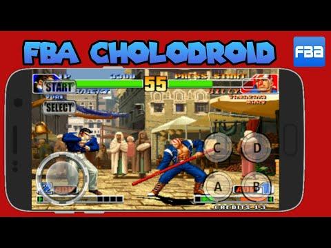 FBA4DROID Actualización 2016 El mejor emulador de juegos