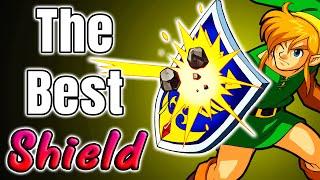 Top 5 BEST Shields In Zelda