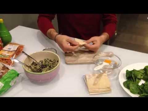 Méthode de pliage des raviolis
