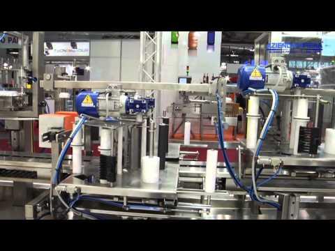 Linee automatiche per imbottigliamento olio, aceto e liquori