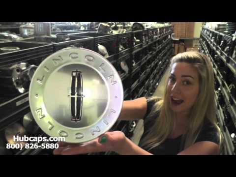 Automotive Videos: Lincoln MKX Hub Caps, Center Caps & Wheel Covers