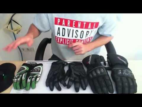 Vlog #003 Meine Motorradhandschuhe: Empfehlungen an Euch!