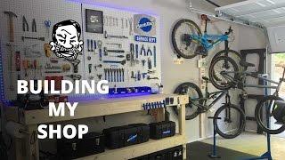 DIY Bike Workshop | Seths Bike Shack!