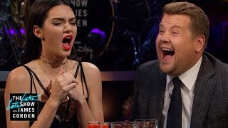 Spill Your Guts or Fill Your Guts w/ Kendall Jenner - dooclip.me