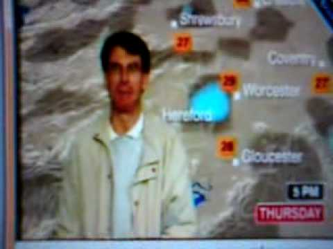 weather forecaster fail - the worst weather forecaster in the world