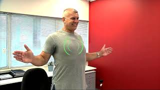 LetsGetMoving Ep 18 Office Stretch Pt1