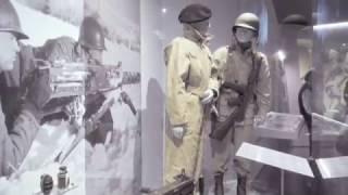 Le Bastogne War Museum - Oorlog museum Bastogne Ardennen