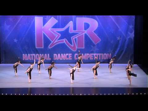 """I Have Nothing"" -  CUTTING EDGE DANCE CENTER  (Claremont, CA)"