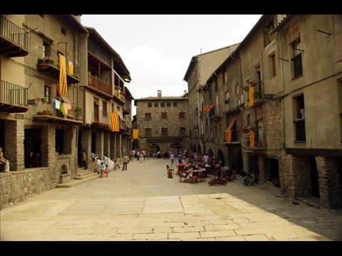 Fotos de: Gerona - Girona - Bagá - Pueblo con encanto