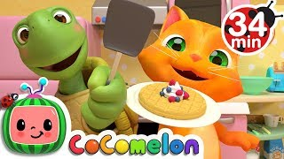 Breakfast Song + More Nursery Rhymes & Kids Songs - CoComelon