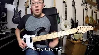 The Fall of Troy - We Better Learn To Hotwire A Uterus Cover