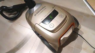 Odkurzacz Electrolux ZUS3990 rozebrac i wyczyścić repair cleaning