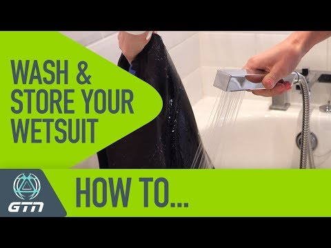4ebdd31b50c How To Look After Your Wetsuit Wash And Store Your Wetsuit Correctly play