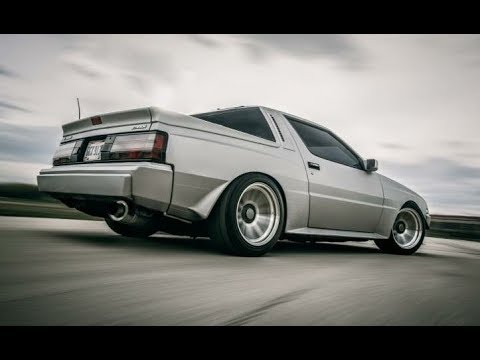 Turbo 1JZ-Swapped Mitsubishi Starion - (Track) One Take