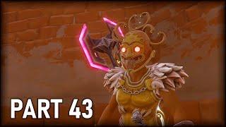 Immortals Fenyx Rising - 100% Walkthrough Part 43 [PS5] – Dark Arts (Hard) (4K)
