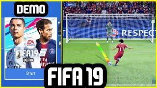 FIFA 19 DEMO & NEW FACES NEWS
