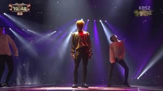 KBS 가요대축제 방탄소년단(BTS) 2016