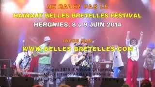 preview picture of video 'Hainaut Belles Bretelles Festival 2014'