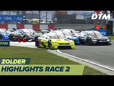 DTM ゾルダー・サーキット(ベルギー) 2020 レース2 ハイライト動画